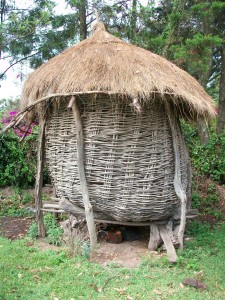 house for storing kenyan food to make recipes