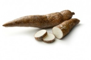 manioc or cassava recipes from Africa