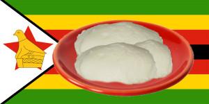 sadza zimbabwe food how to make zimbabwean sadza cook