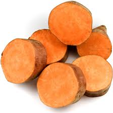 batata or sweet potato is used in many african recipes and dishes