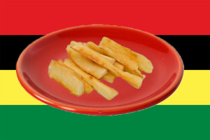 african fried cassava recipe food of africa