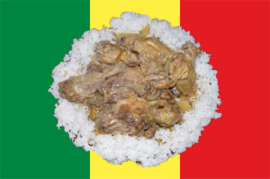 Poulet Yassa Chicken recipe Senegal food