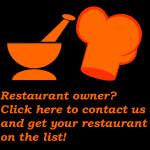 owner african restaurant