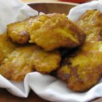ghana tatale plantain cake
